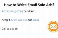 Lead Generation Mastery - Video 5 - Buying Email Solo Ads