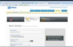 Aweber - Trouble Shooting Web Form Vid #5
