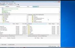 FileZilla FTP Uploading First File
